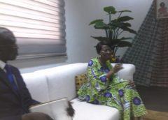 Côte d'Ivoire : Ly Ramata invite l'UPL-CI à œuvrer pour la consolidation de la paix surtout dans cette ambiance électorale