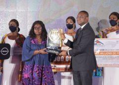 Côte d'Ivoire : Marcelle Aka inscrit son nom au ''Super Ebony''