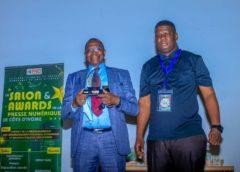Côte d'Ivoire : 56 lauréats récompensés aux Awards de la Presse Numérique